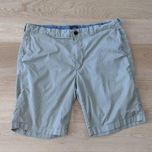 J. Crew Stretch Shorts Tan 36